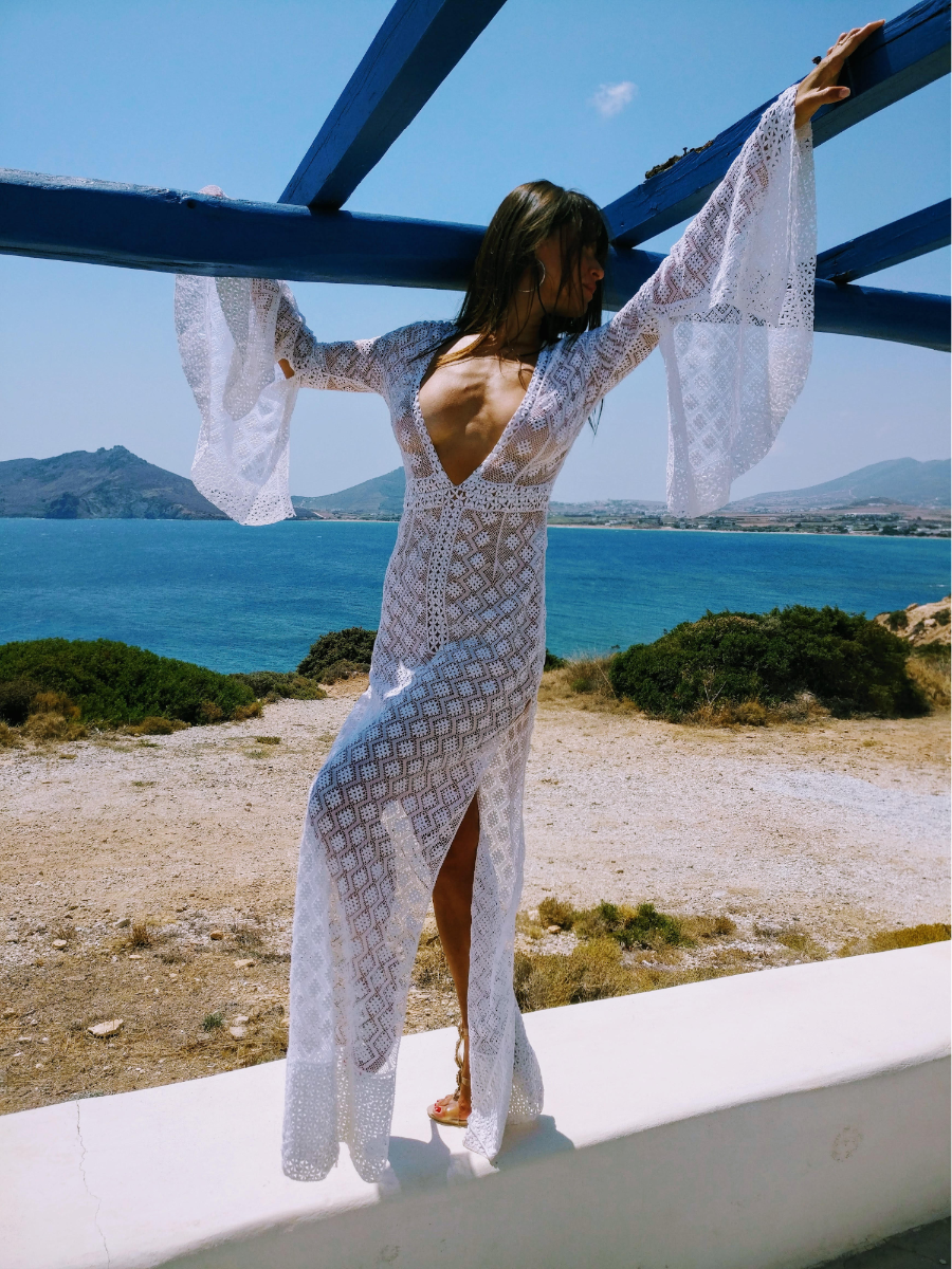 Lace me with Cristina Crawford